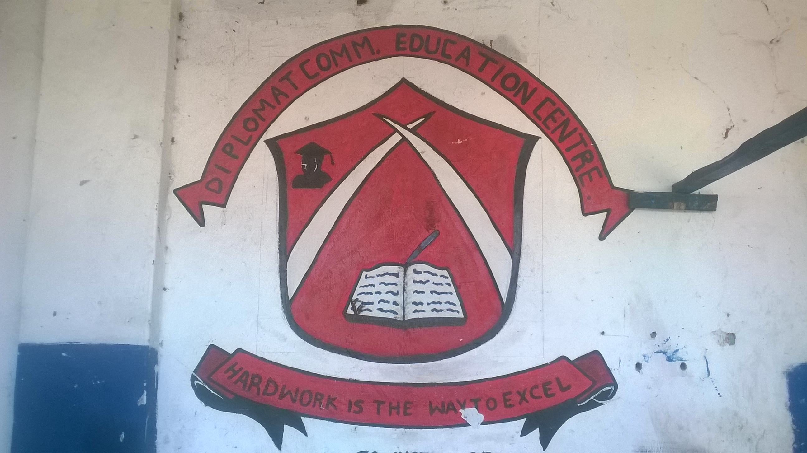 Diplomat Community Education Centre logo